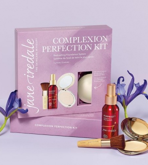 Warm Sienna Complexion Perfection Kit