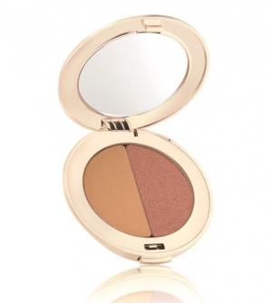 Pure Pressed Duo Eye Shadows Golden Peach