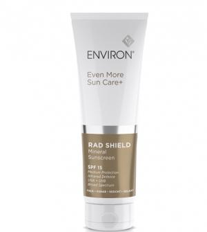 Even More Sun care + Rad Shield Mineral Sunscreen