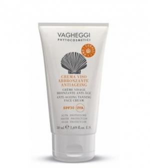 Summer Paradise Anti-Ageing Facial Sun Cream SPF30