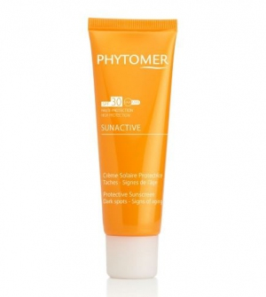 Protective Sunscreen Dark Spots-Sings Of Ageing Spf30