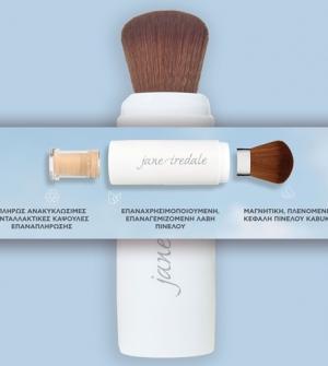 New Powder Me-SPF30 Dry Sunscreen Nude  - Φυσικό nude